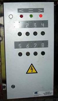 Шкаф системы дозирования компонентов